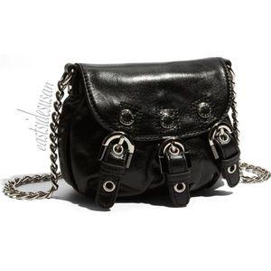 Bagley Mischka CLAUDETTE SHINE crossbody purse NWT
